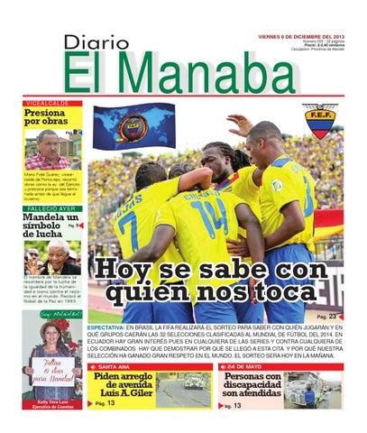 El manaba electronico 06dic2013 by elmanaba - issuu 31d9213cdf0