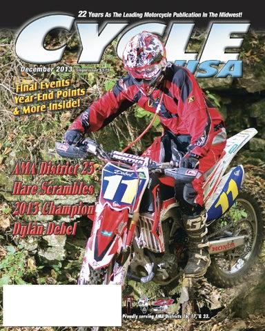 Cycle USA Dec  2013 by Cycle USA - issuu