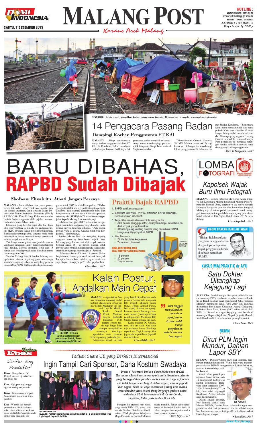Mp0712 By Mpost Issuu Produk Umkm Bumn Lapis Surabaya Panjang Hj Enong