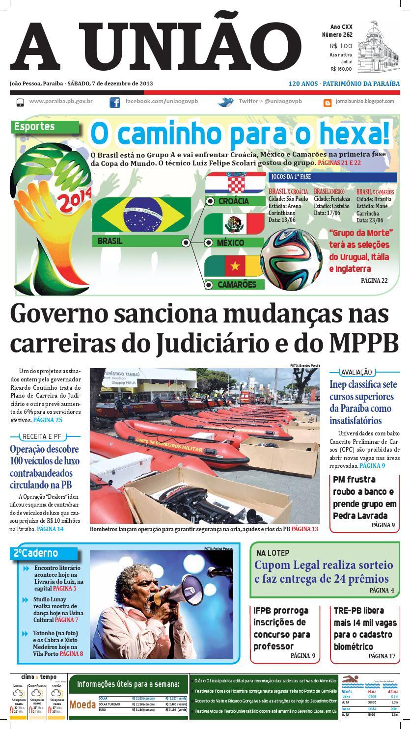 1e49038bdf Jornal A UNIÃO by Jornal A União - issuu
