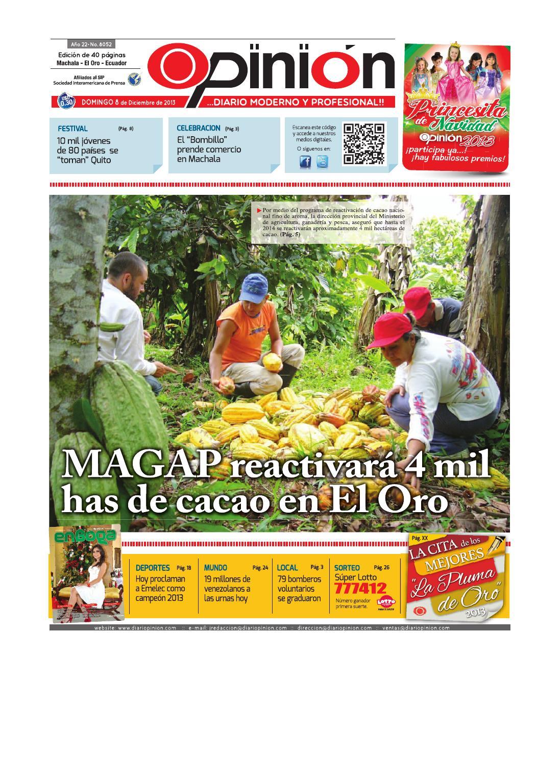 Impreso 08 12 13 by Diario Opinion - issuu