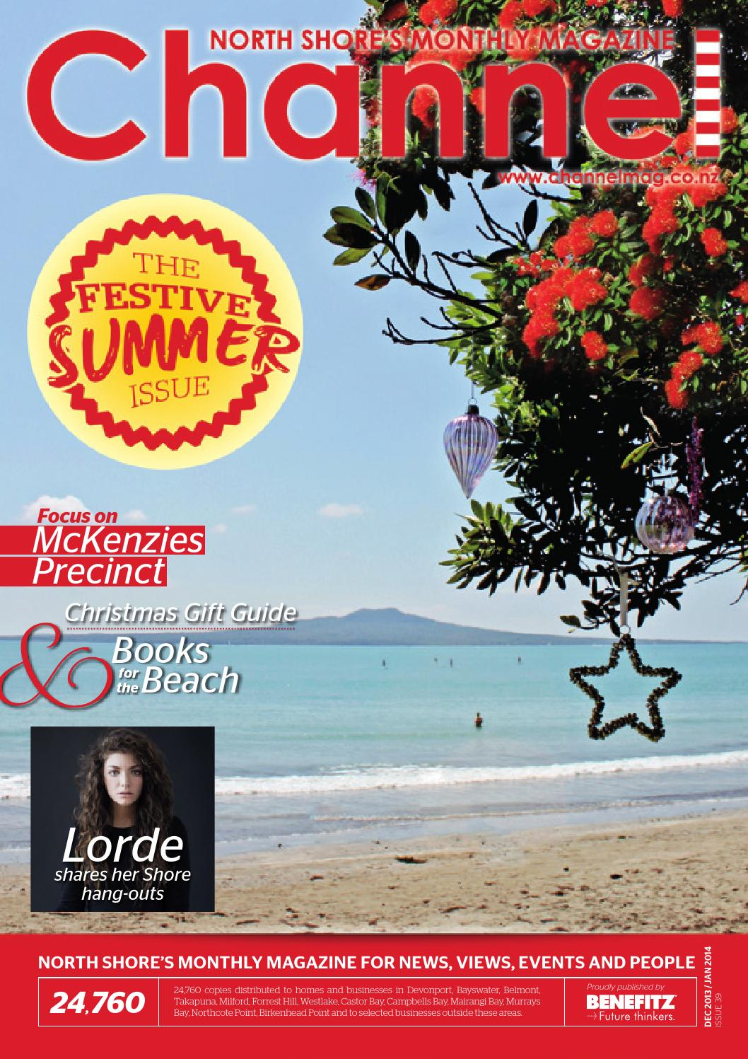Channel Magazine December 2013 January 2014 by Benefitz - issuu
