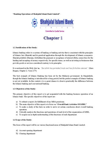 general banking operation of shahjalal islami Shahjalal islami bank limited (sjibl) is a sharia compliant private sector  commercial bank in  bangladesh krishi bank rajshahi krishi unnayan bank  bangladesh development bank ltd basic bank limited probashi kallyan  bank.