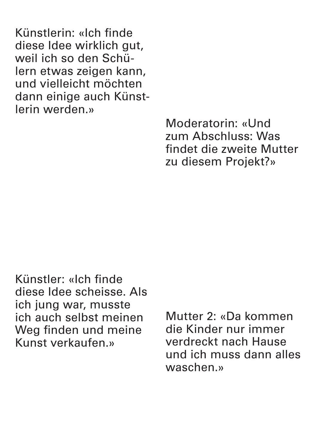42 Ideen für eine Bildung durch Kunst und Kultur by Sam Linder - issuu