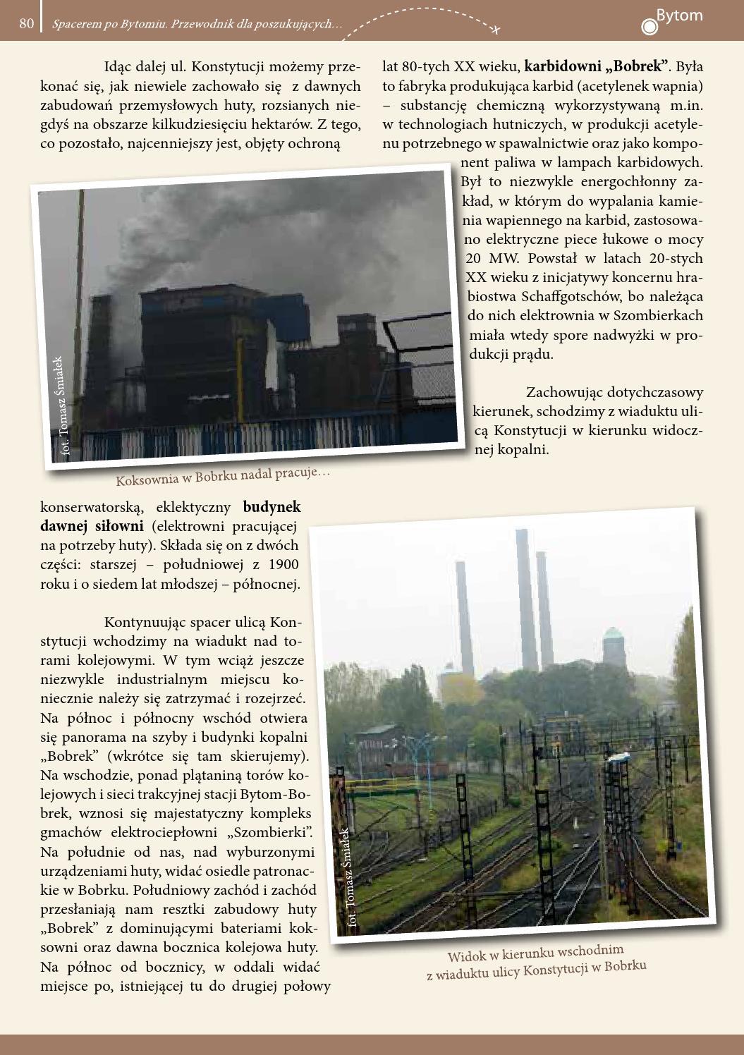 Spacerem po Bytomiu by Biuro Promocji Bytomia issuu
