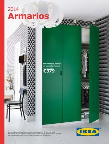 Ikea Catalogo Armarios 2014 By Supercatalogos Es Issuu
