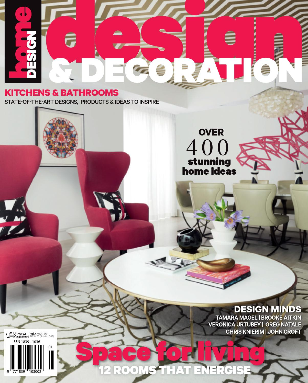 Design \u0026 Decoration Issue 4 by Grand Designs Australia - issuu