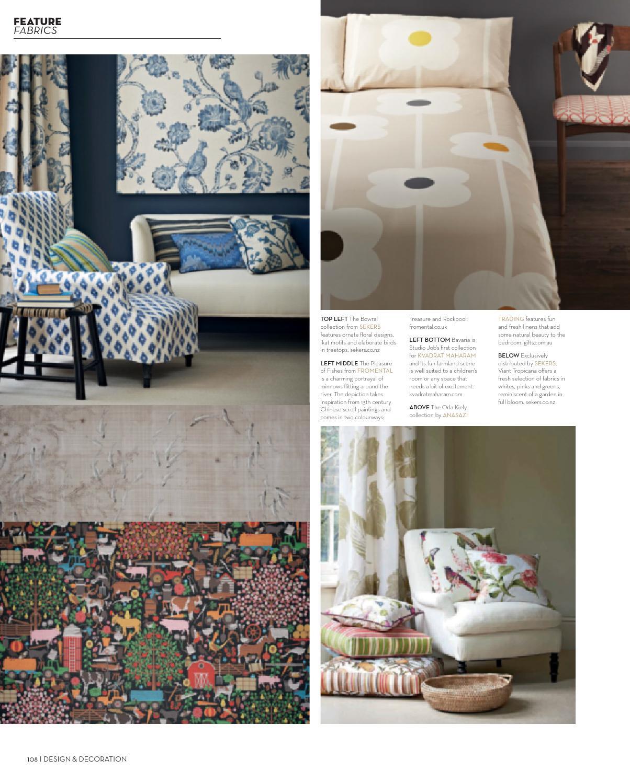 Design & Decoration Issue 4 by Grand Designs Australia - issuu