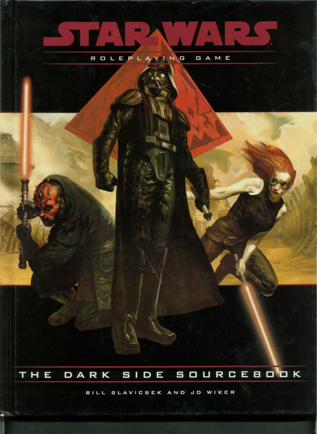 Star Wars - Dark Side Sourcebook by Ovidiu MUCA - issuu