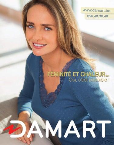 DAMART - Féminité et Chaleur - Décembre 2013 by Damart - issuu 526b4aaec7d