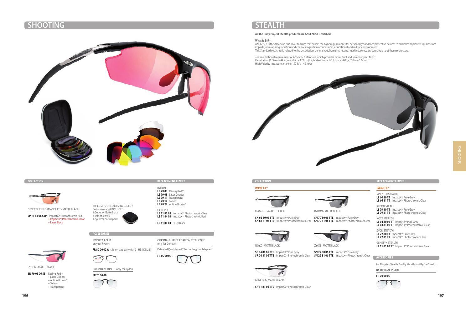 63d88eaa356f Rudy Project 2014 Eyewear