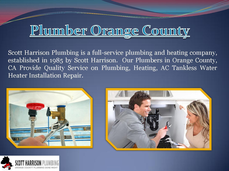 Orange County Plumbing By Irvine Leak Detection Issuu