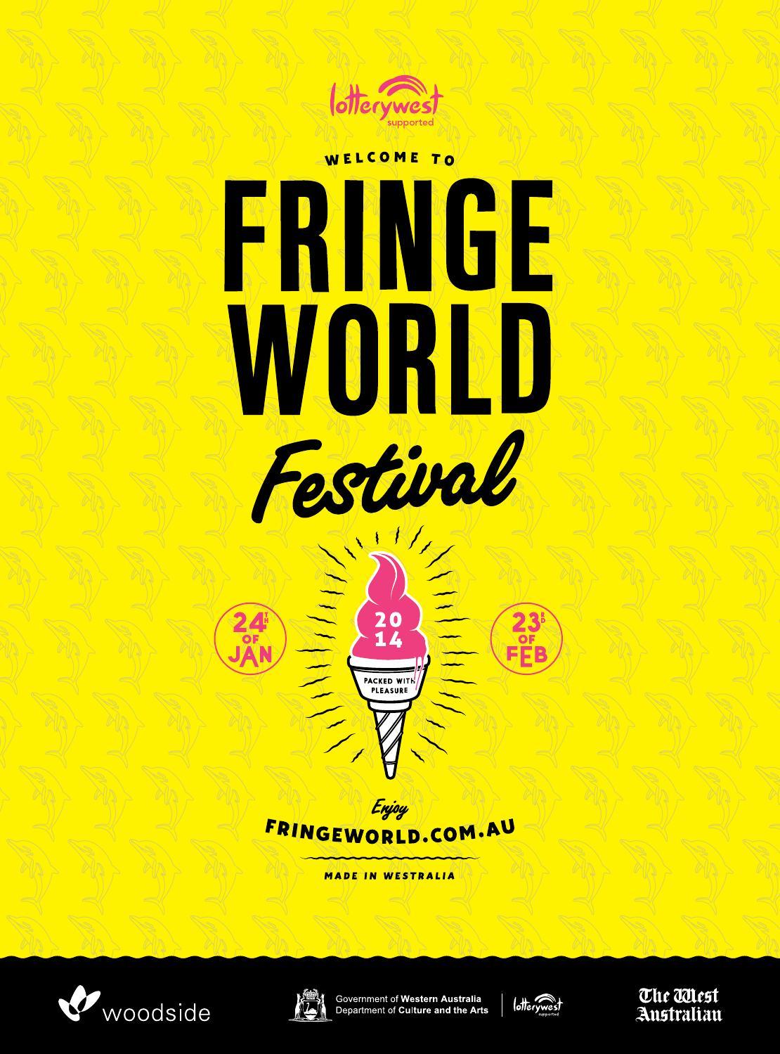 FRINGE WORLD 2016 Festival Guide by Fringe World Festival - issuu