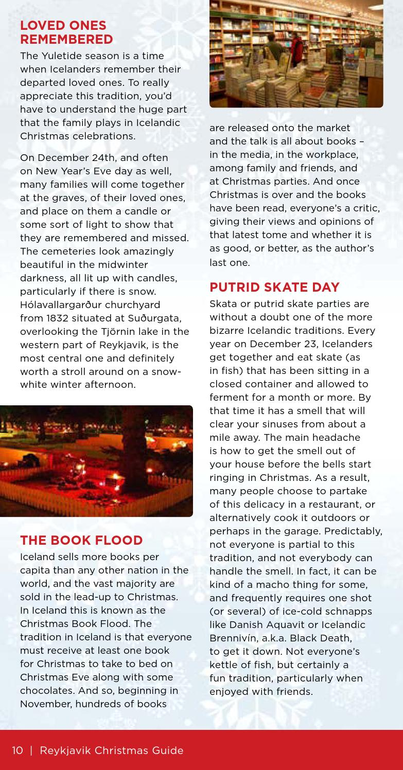 Reykjavik Christmas Guide 2013 by MD Reykjavik - issuu