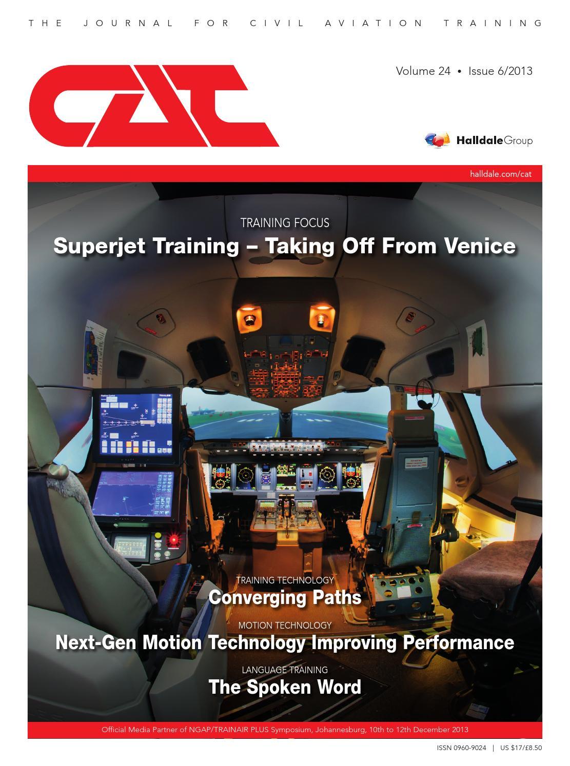 CAT Magazine Issue 6 2013 By Halldale Media Issuu