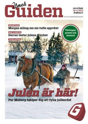 27d662620567 Umeaguiden jul/nyår 2013/2014 by Tobias Engman - issuu