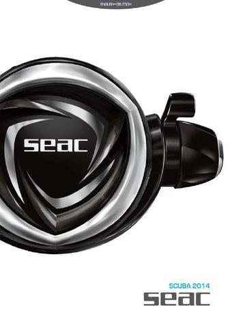 Seac scuba 2014 English  Deutsch by Seac Sub - issuu b2944efccde