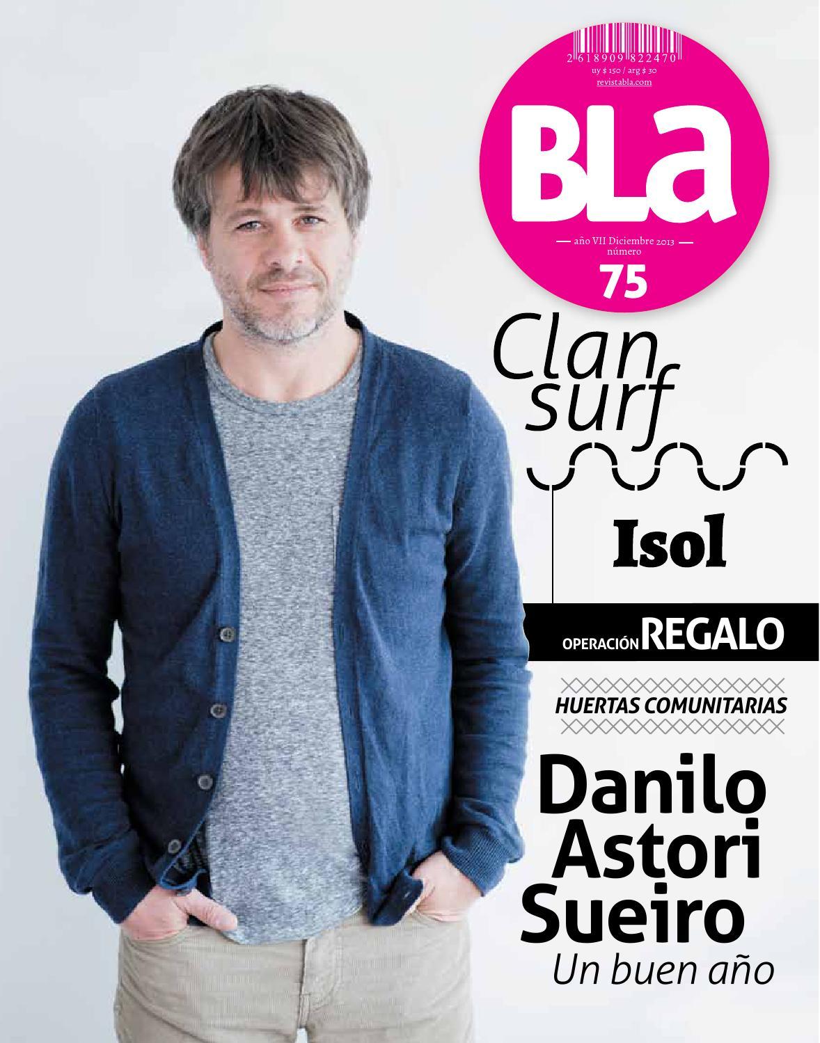 1edd2ac5c7 Bla 075 Diciembre by Editorial BLa - issuu