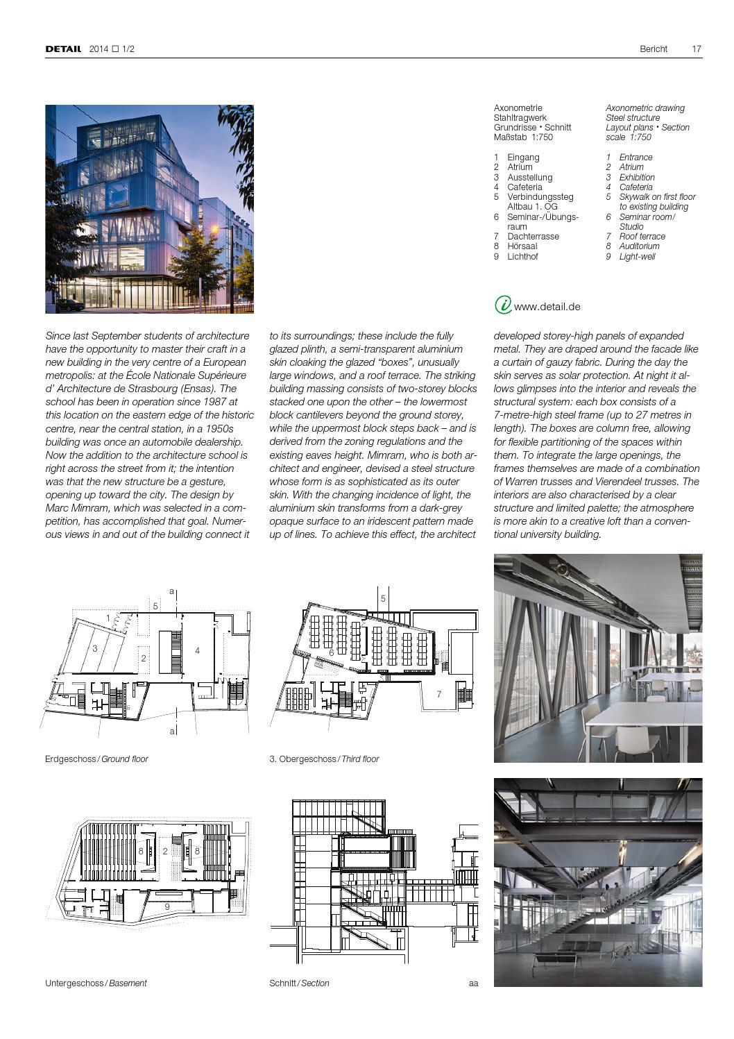 Detail 1 2 2014 Bauen Mit Holz Timber Construction