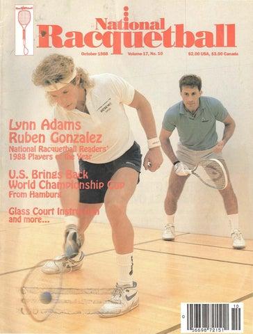 National Racquetball Oct 1998