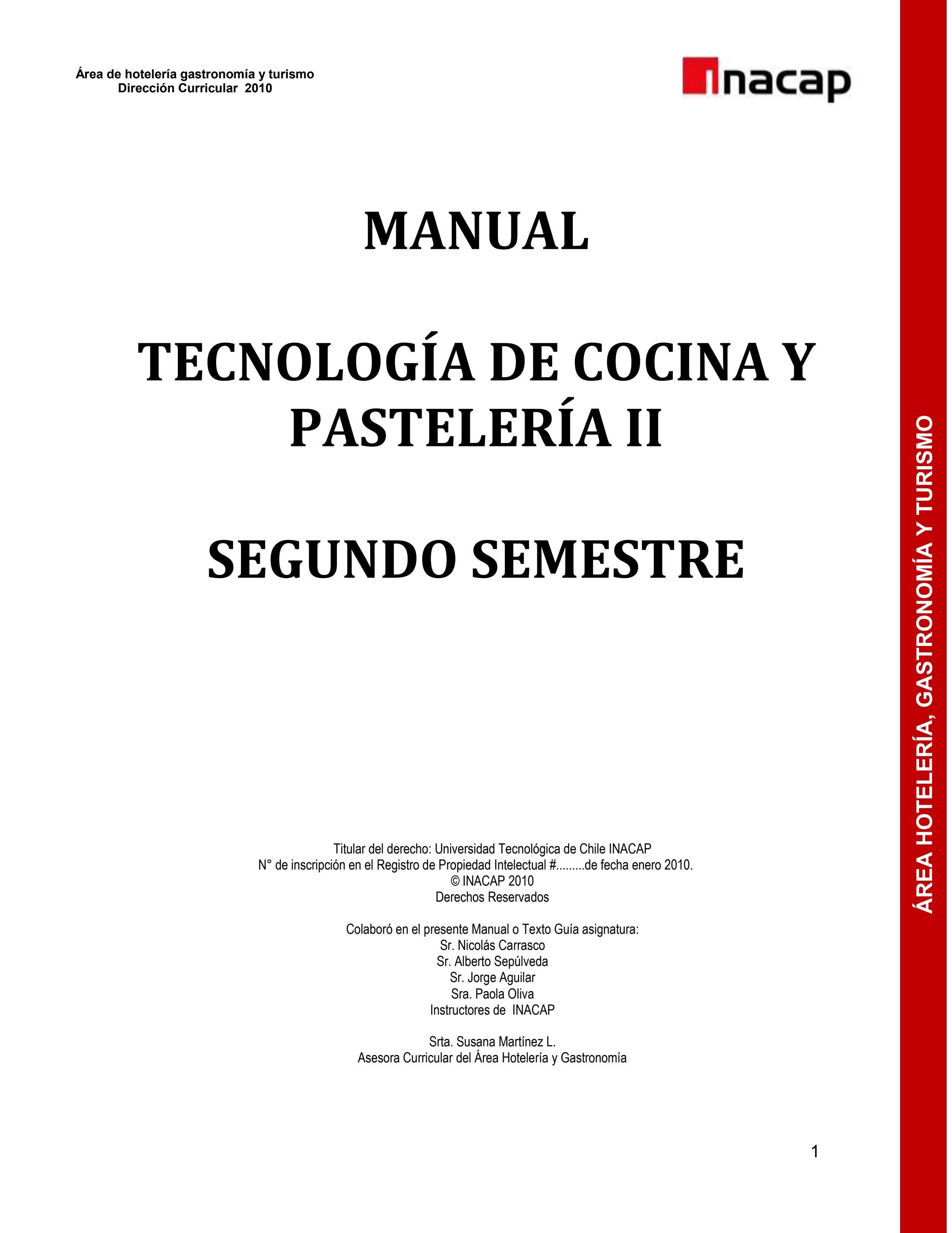 manual by nani issuu On manual de tecnicas de cocina
