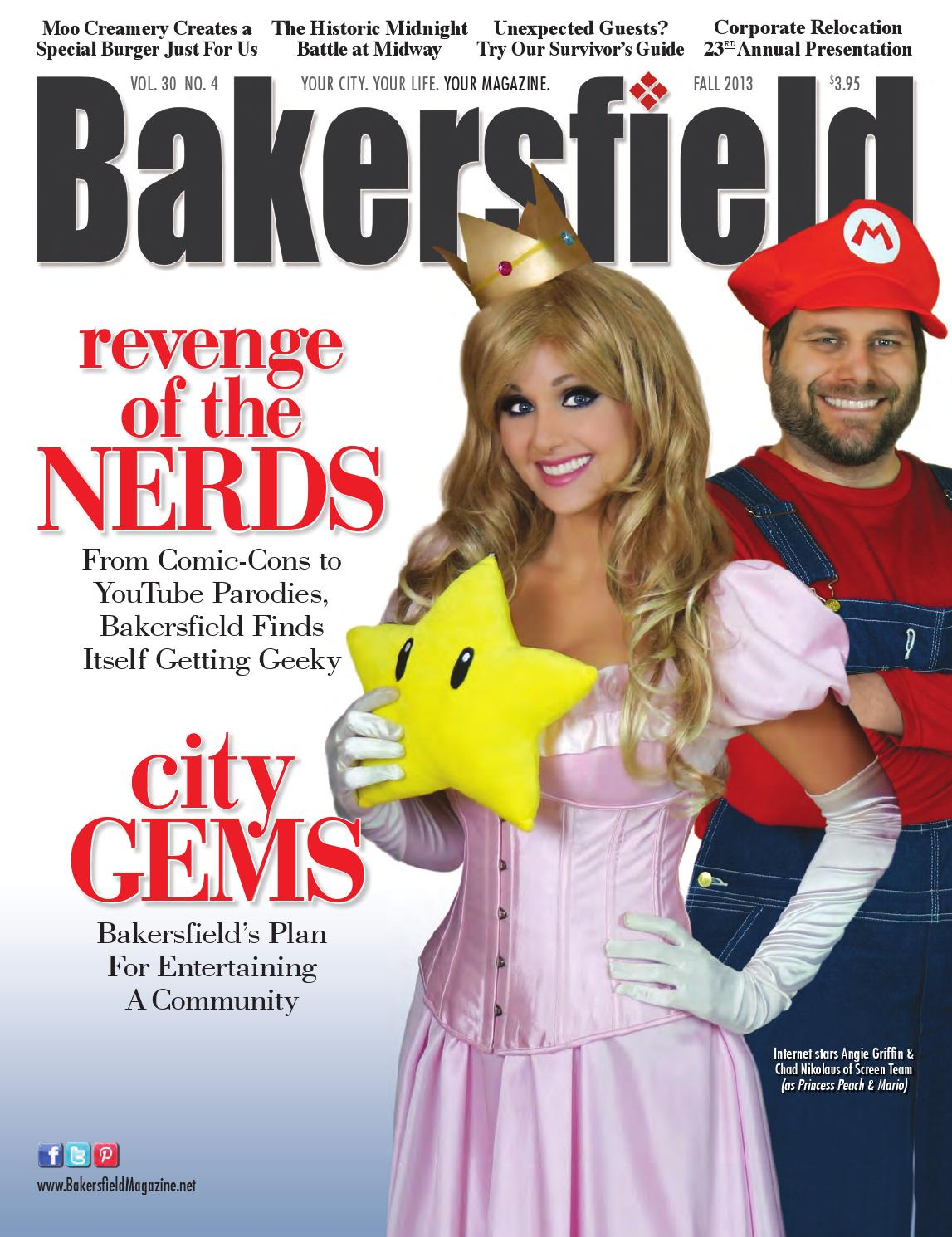 Bakersfield magazine 30 4 corporate relocation by for Bakersfield home magazine