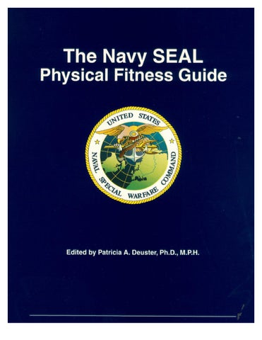 THE NAVY SEAL FITNESS GUIDE