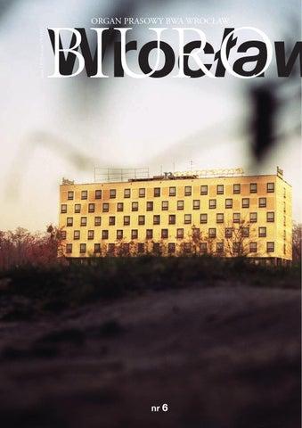 Expo Stands Krzysztof Sobiech : Biuro magazine # 6 the wroclaw issue by biuro organ prasowy bwa
