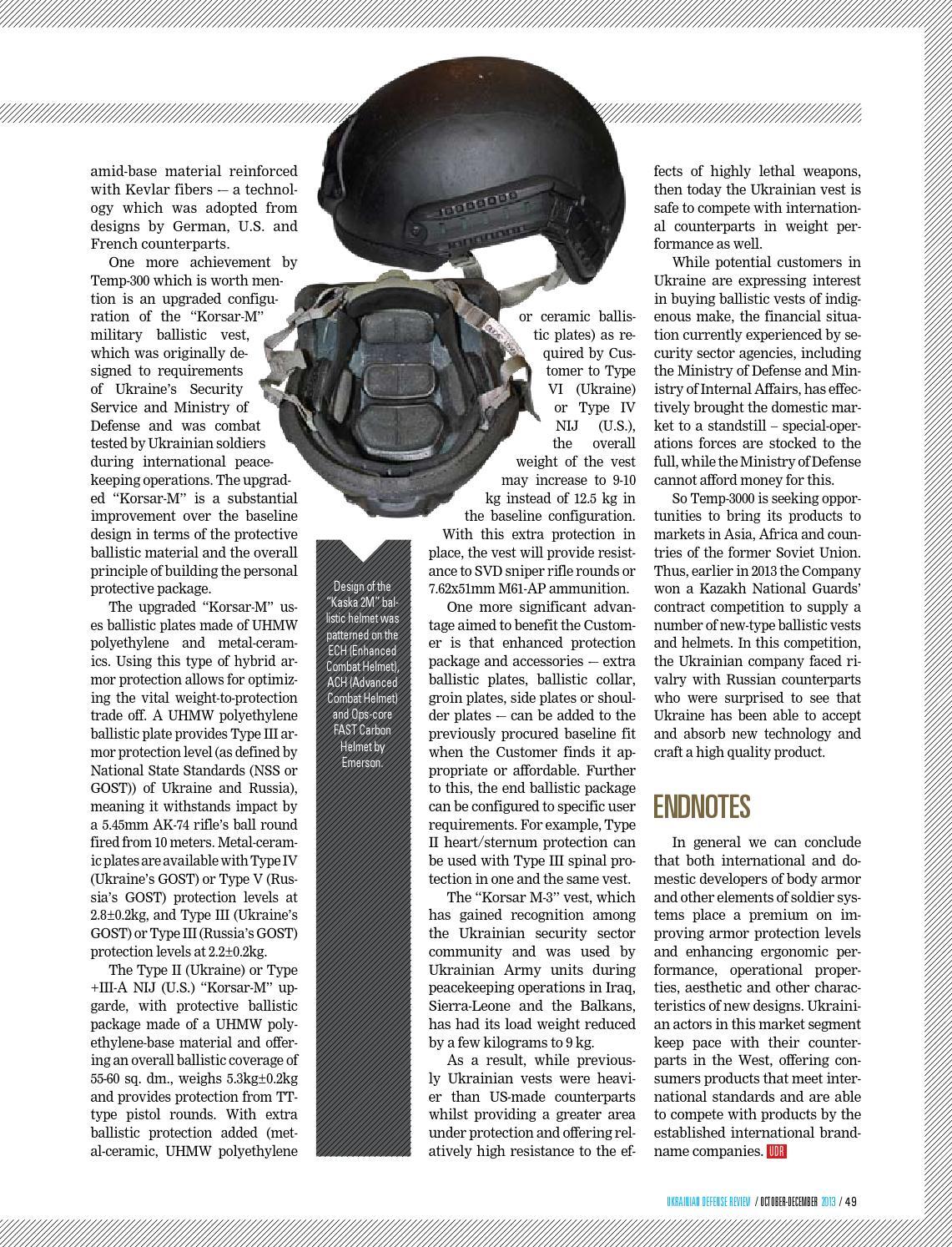 Ukrainian Defense Review №4 за 2013 год by Defense Express