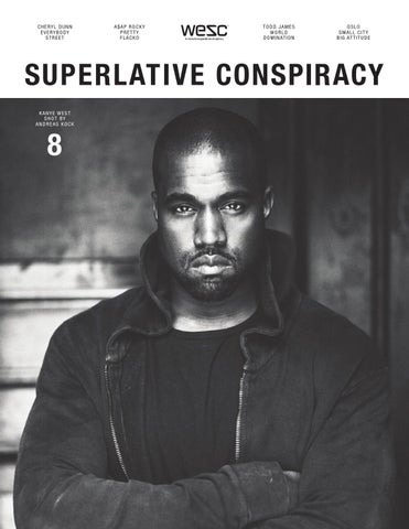 Superlative Conspiracy Magazine No. 8 a97e590d56db3