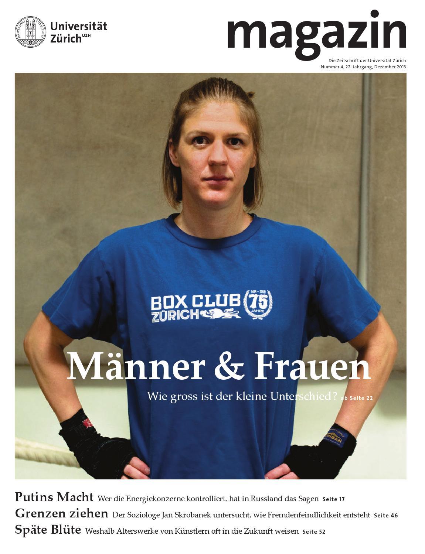 UZH Magazin 4/13 by University of Zurich - issuu