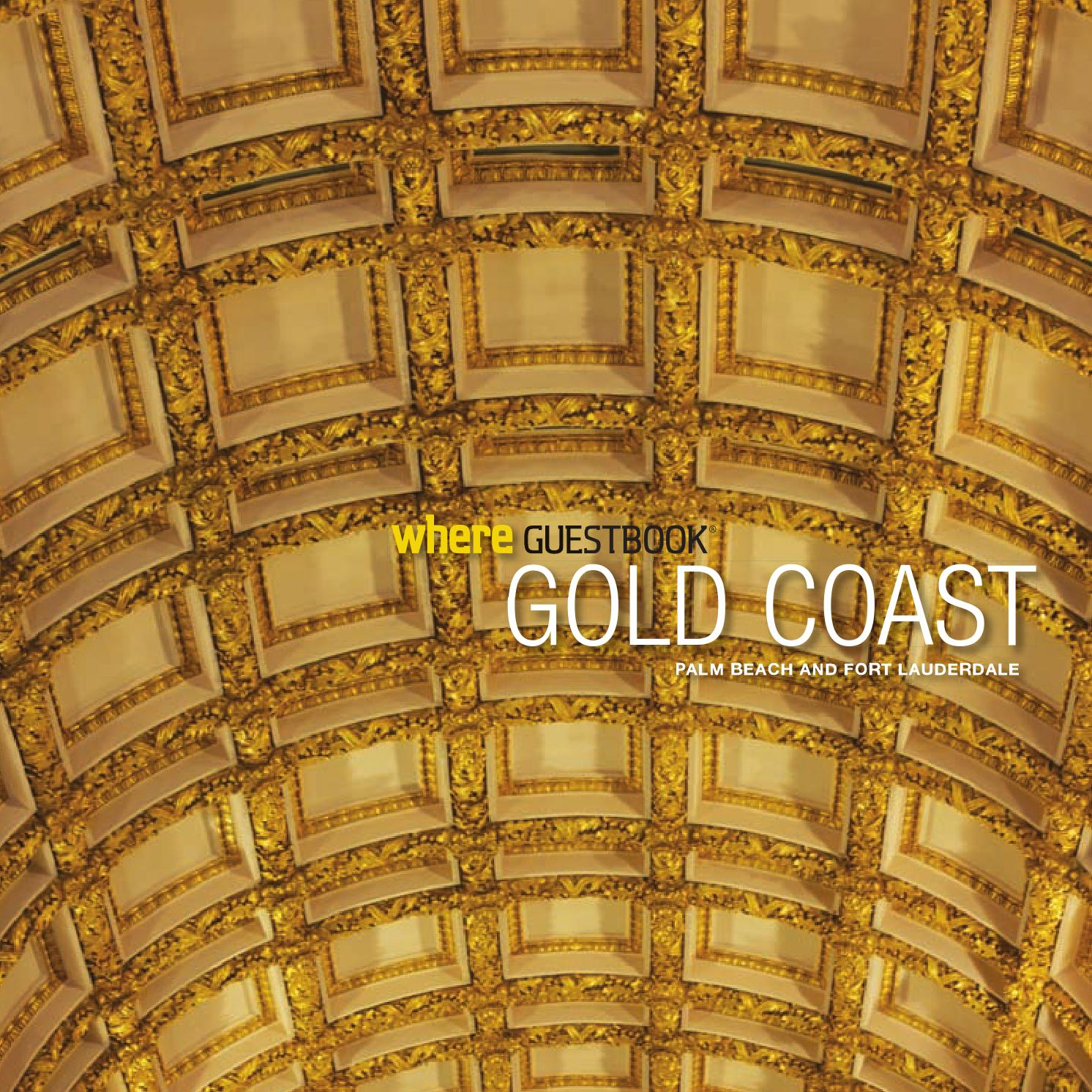 Gold Coast GuestBook 2013-2014 by Morris Media Network - issuu