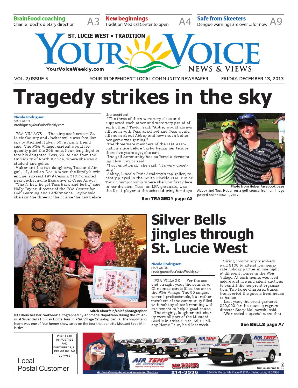 Stluciewest 12 13 2013 by your voice news views issuu fandeluxe Image collections