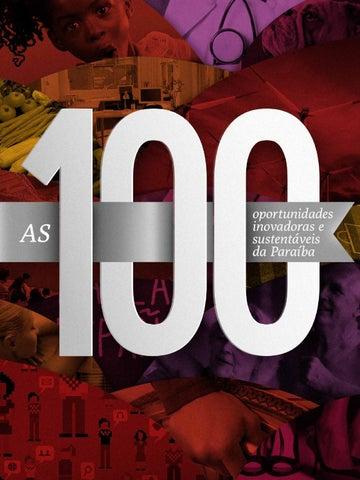 dd3d0d52b As 100 oportunidades inovadoras e sustentáveis da Paraíba by ...