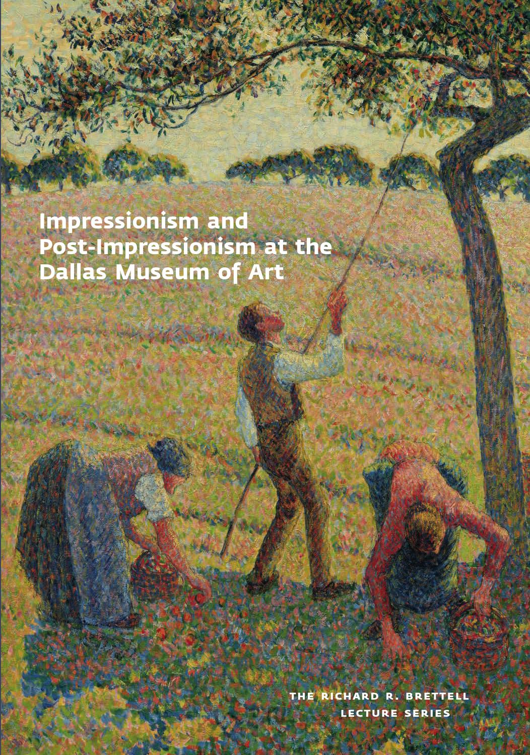 Art De L Ame Toulouse impressionism and post-impressionism at the dallas museum of