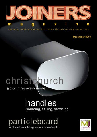 2e0bd434af Joiners Magazine Dec 2013 by Magenta Publishing - issuu
