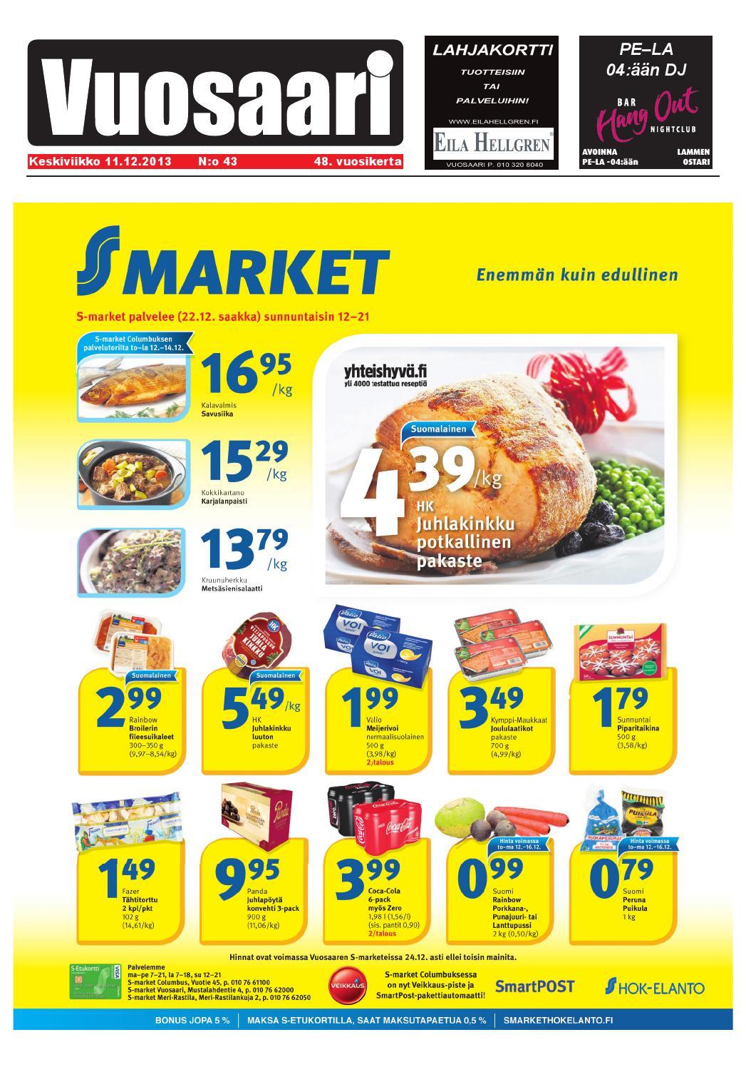 Supermarket Vuosaari