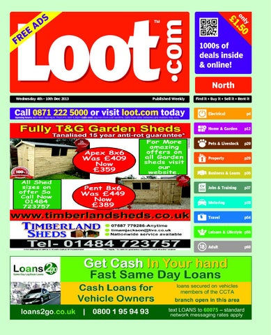 82b8d639d00 Loot North, 4th December 2013 by Loot - issuu