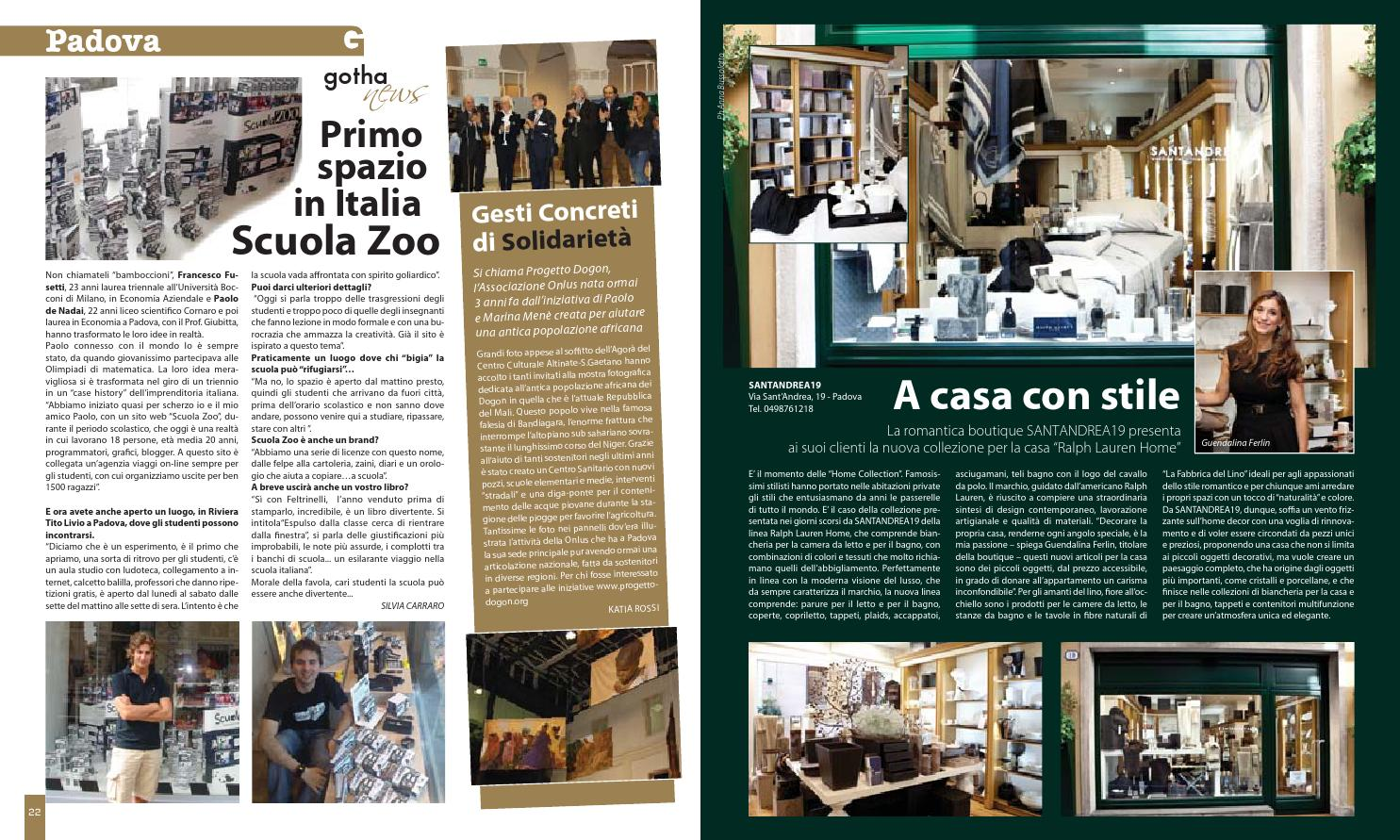 Prezzi Camere Da Letto Gotha gotha novembre 2010 by gotha magazine - issuu