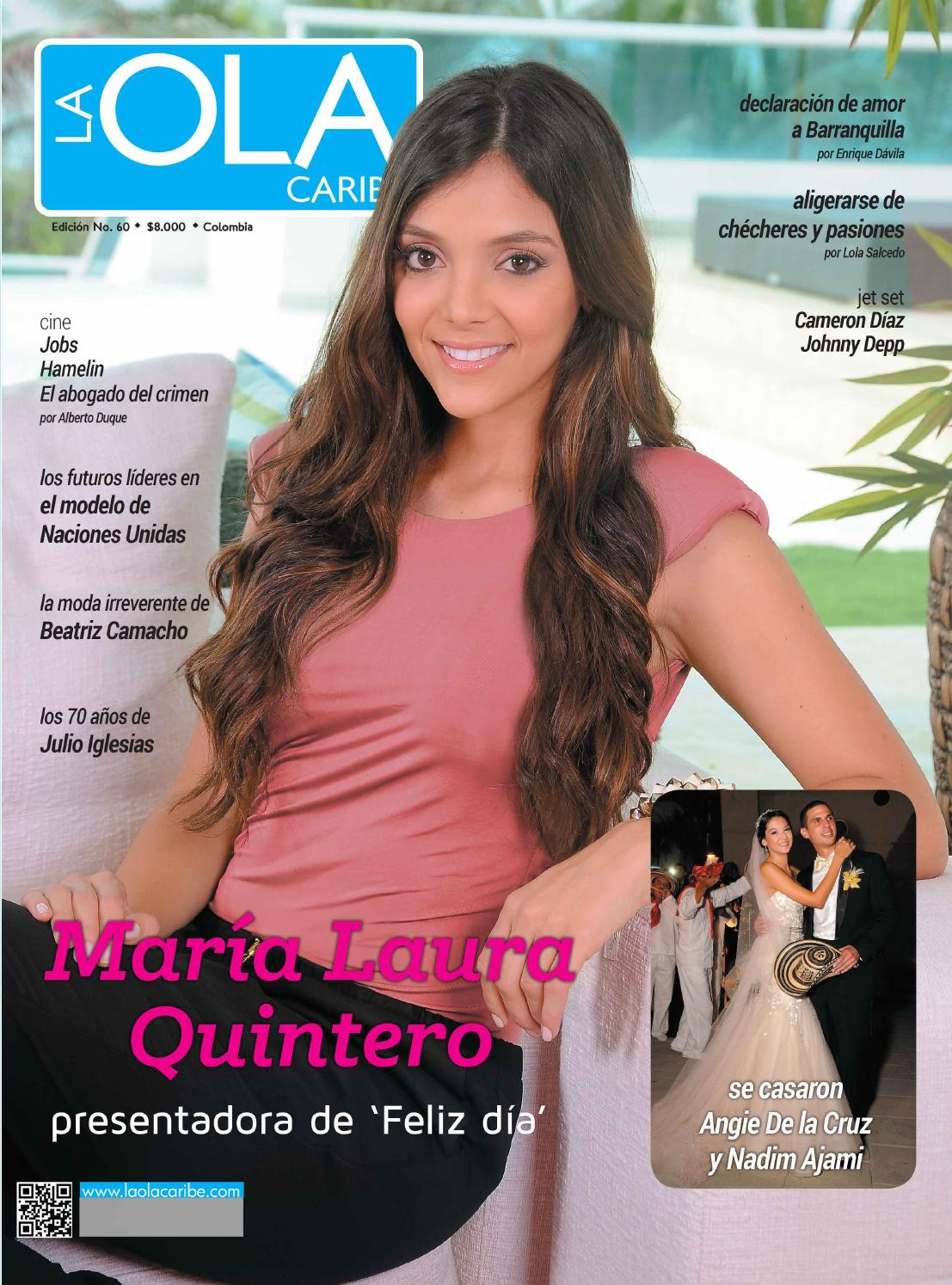 Edición 60 by Revista LA OLA CARIBE - issuu