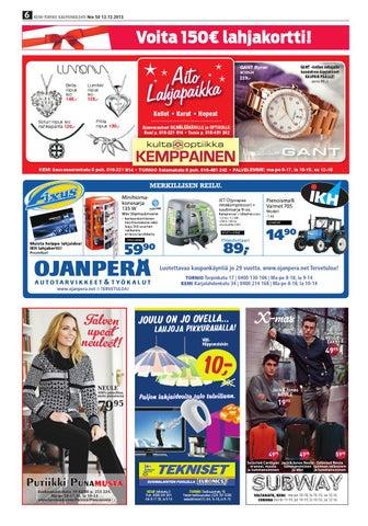Kemi-Tornio Kaupunkilehti nro 50 2013 by Crea - issuu c48c4fd854