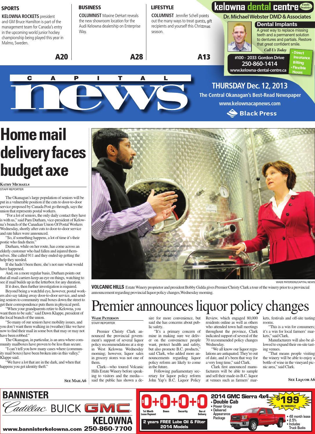 Kelowna Capital News December 12 2013 By Black Press Issuu Minute Maid Homestyle Guava 1l