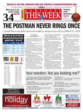 19da944a127 Kamloops This Week, December 12, 2013 by Black Press Media Group - issuu