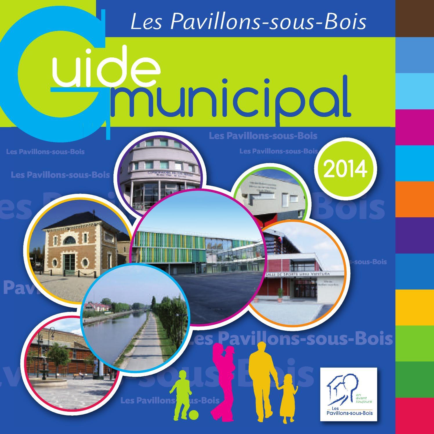 Guide municipal des PavillonssousBois édition 20132014  ~ Pizza Pavillons Sous Bois
