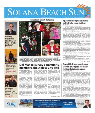 Solana Beach 12 13 By MainStreet Media