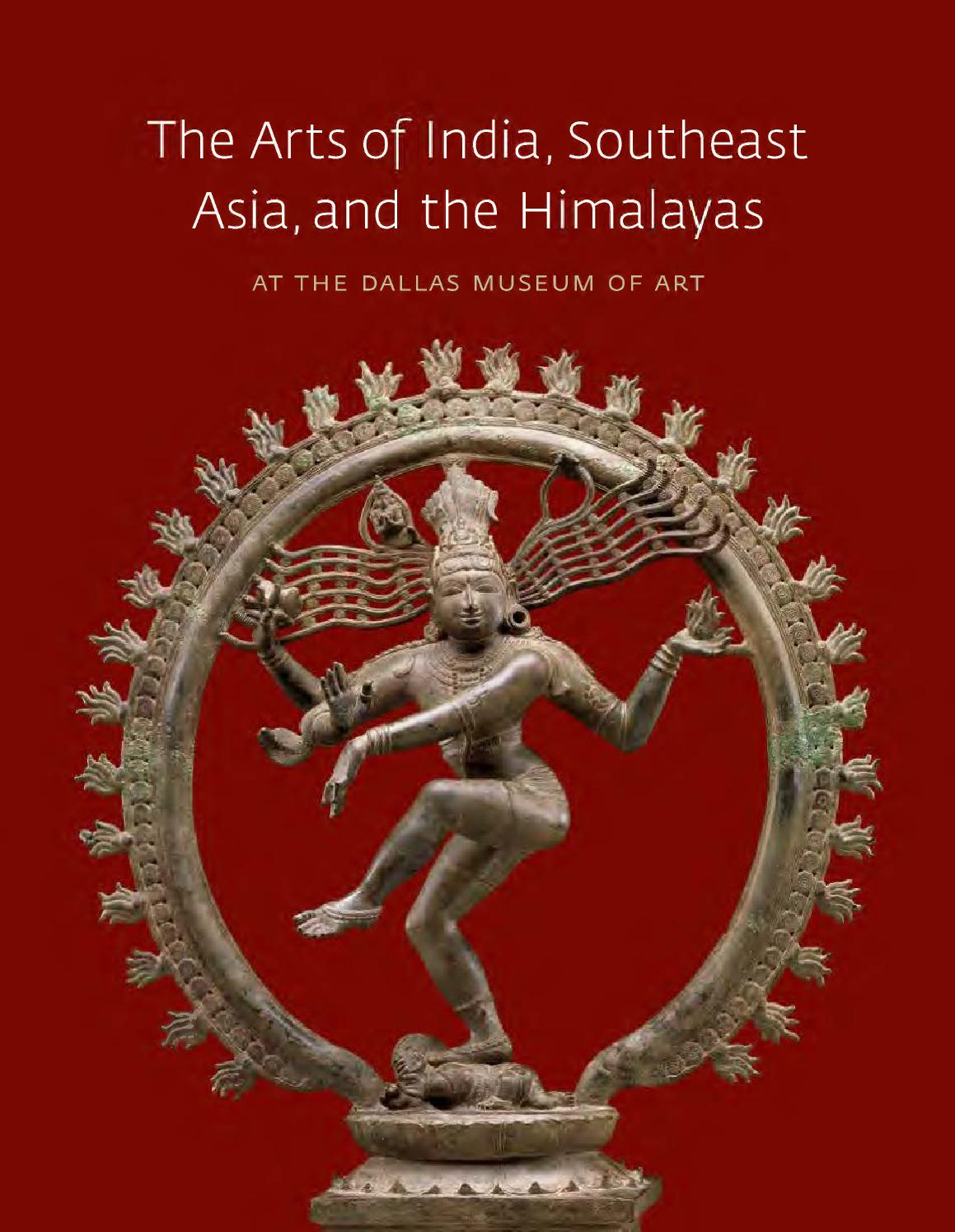 The Arts of India, Southeast Asia, and the Himalayas at the