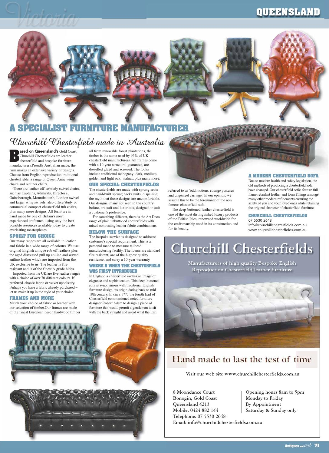 Outstanding Aaa Vic Dec 2013 By World Of Antiques Art Issuu Camellatalisay Diy Chair Ideas Camellatalisaycom