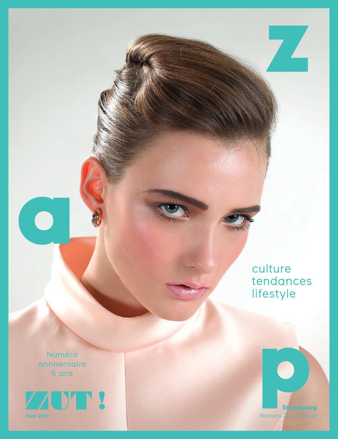 e742f0d0c2312b Zut 20 strasbourg by Zut Magazine - issuu