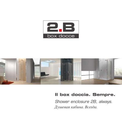Box Doccia 2b Serie Brio.Box Docce 2b Spa Catalogo Prodotti Pocket By Grazia Mobili