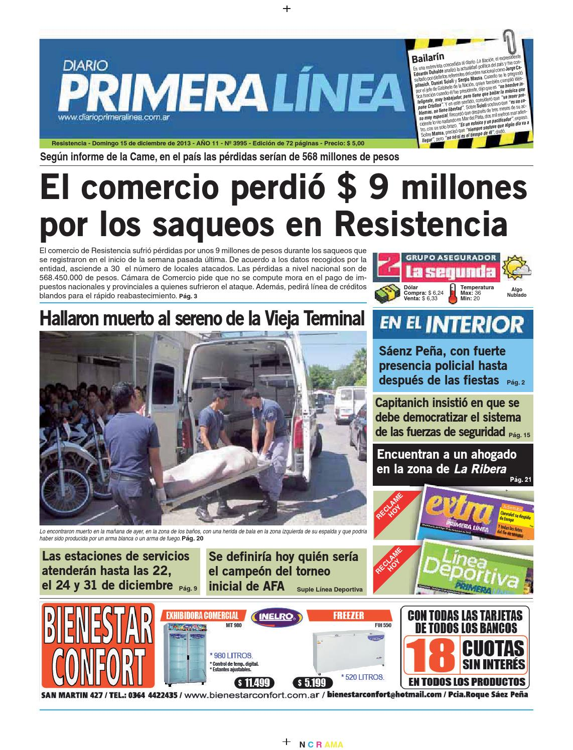 94def7a961e7 Primera Línea 3995 15 12 13 by Diario Primera Linea - issuu